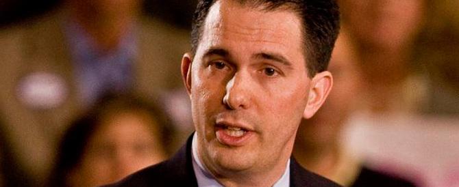 Scott Walker e la mancata laurea: arriva il reality show della politica