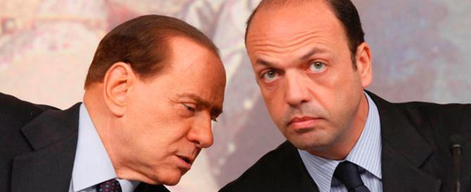 """""""Sfascisti contro riformatori: Silvio perde voti con Salvini"""", spiega Alfano"""