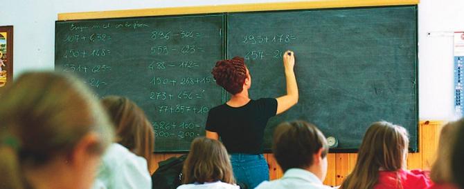 """Scuola sempre più """"straniera"""": record di romeni, aumentano i nomadi"""