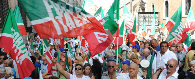 Brunetta e Romani mangeranno il panettone. Saranno riconfermati nel 2016?