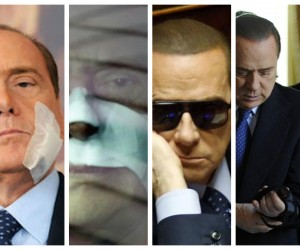 I mali di Berlusconi