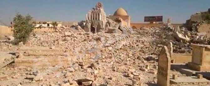 L'Isis non si ferma, distrutti altri templi cristiani in Iraq. Il patriarca: «Aiutateci»
