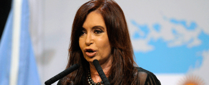 "Argentina, la ""presidenta"" Kirchner prosciolta nel silenzio dei media italiani"