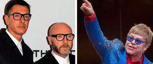 Dolce e Gabbana: Elton John ci boicotta? Ma le mamme no…