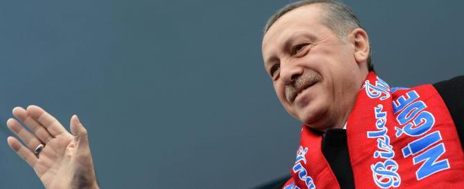 Come un sultano ottomano Erdogan assolda gli assaggiatori anti-veleni