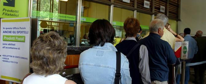 Poste italiane chiude 455 sportelli. Matteoli: «Decisione inevitabile»