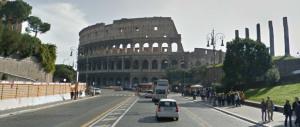 Niente taxi ai Fori Imperiali, ora Marino sfida anche il ministero