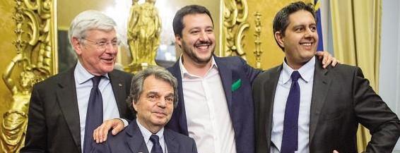 Forza Italia a Salvini: «Torniamo insieme, ma non fare il gioco dei compagni»