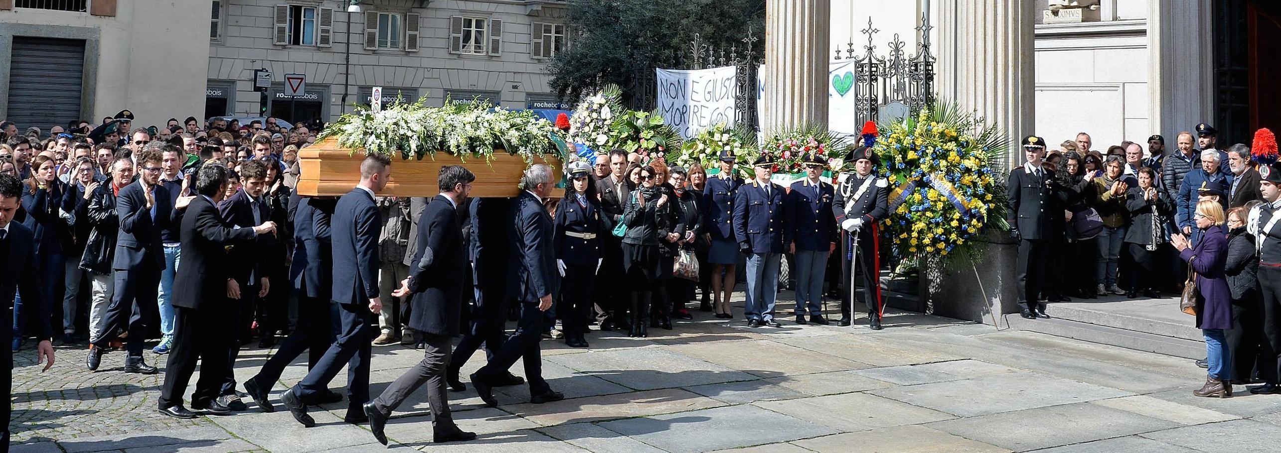 Funerali a Torino