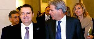 """E per ringraziare Gentiloni il ministro serbo intonò """"Bandiera Rossa"""""""