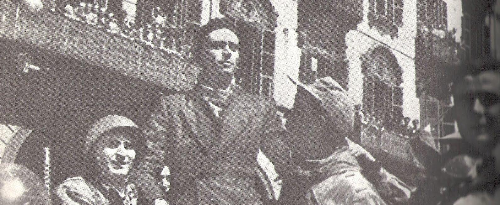 Giuseppe Solaro in una foto d'epoca