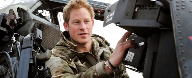 L'addio alle armi del principe Harry: dopo dieci anni lascia l'esercito