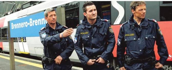 L'Austria non si fida di Alfano: in arrivo altri 80 agenti al Brennero