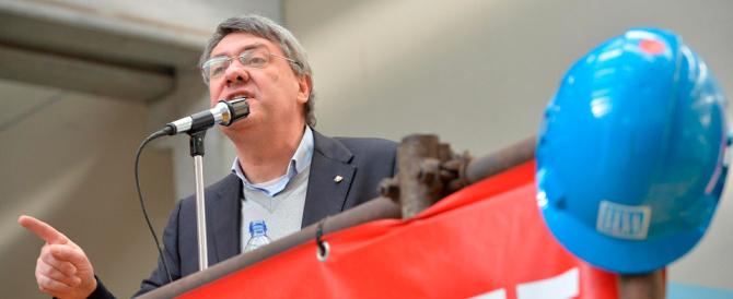 Landini contro Renzi: «Mi sono rotto». E sul Jobs Act minaccia il referendum