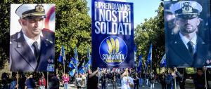 Marò, dopo tre anni di incubo ora l'Italia fa la voce grossa (si fa per dire)