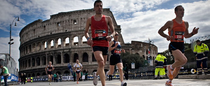 Domenica la Maratona di Roma: altra giornata di caos per la Capitale