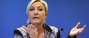 """Sinistra nel panico: """"Aiuto, Marine Le Pen diventerà presidente già nel 2017″"""
