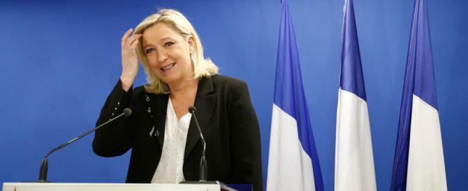 Marine Le Pen esulta: il Front National è sempre più radicato tra i francesi