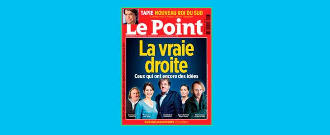 I volti della destra francese: tra loro due donne, e non si chiamano Marine…