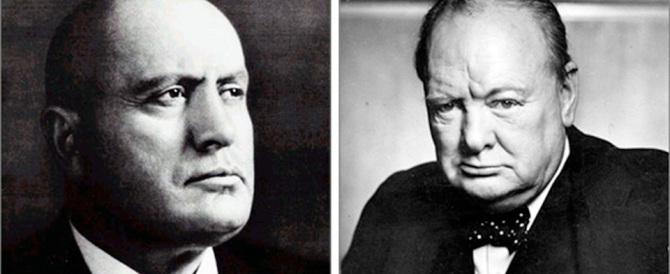 Carteggio Churchill-Mussolini? Le prove sono in altre carte, inquietanti