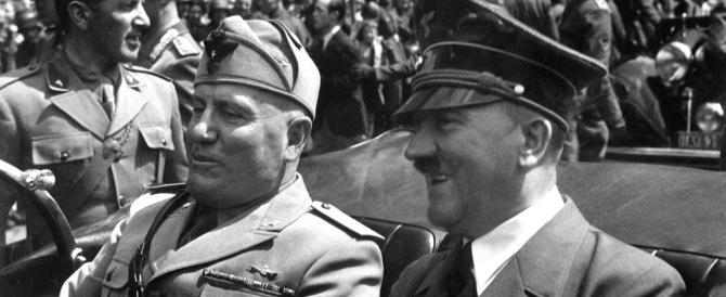 """«Quando Mussolini ride, Hitler ride…». Un libro svela la """"sudditanza"""" del Führer"""