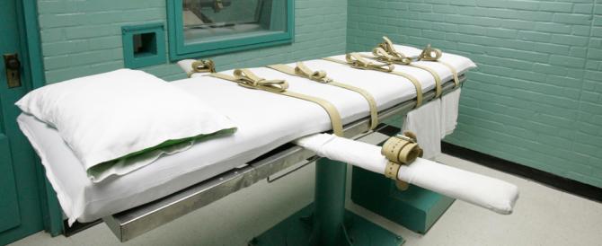 Usa, bloccate 6 condanne a morte: i farmaci erano stati ottenuti con l'inganno