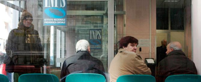 Pensioni, sottratti ai pensionati 9.7 miliardi dalla riforma Fornero