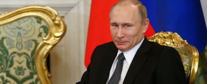 Renzi e Putin a braccetto: obiettivo superare le sanzioni. E sull'Ucraina…