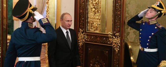 Putin non si fa ingabbiare: l'omicidio Nemtsov è una vergogna per la Russia
