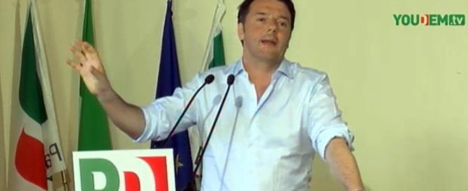 """Nel Sud il Pd di Renzi non """"cambia verso"""" e affonda in un verminaio"""