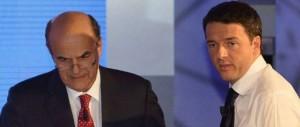 Riforme, i bersaniani: «La posizione di Renzi è illogica e inaccettabile»