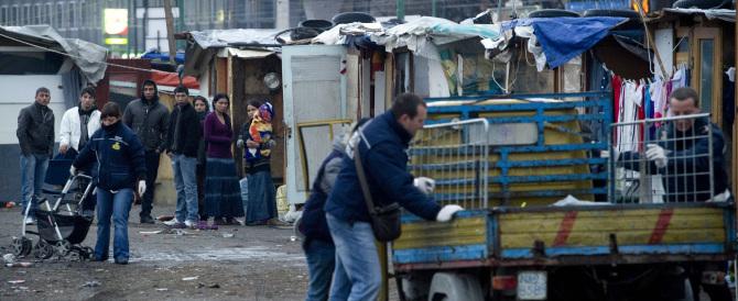 Dall'Europa un altro veto indigesto: i campi rom non vanno smantellati