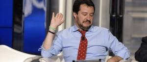 Salvini: «I delinquenti liberi e i profughi in hotel. Alfano e Renzi, andatevene»