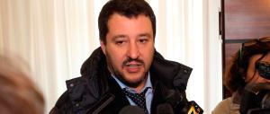 Salvini: «Per le alleanze elettorali porte aperte per tutti, basta intenderci…»