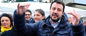 Salvini: «Renzi usa le donne come oggetti da esibire in tv»