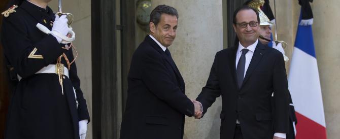 Sarkozy è terrorizzato e dichiara guerra senza quartiere a Marine Le Pen