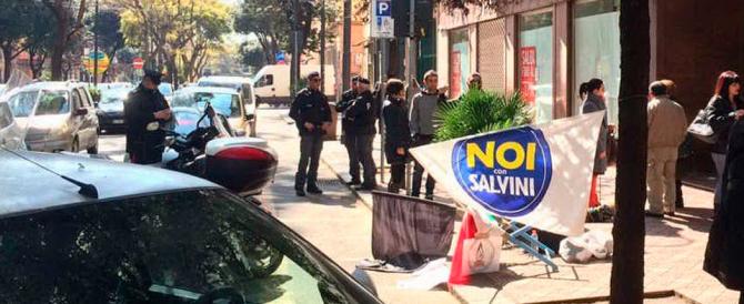 Noi con Salvini si allarga al Sud e a Roma punta su Meloni Sindaco