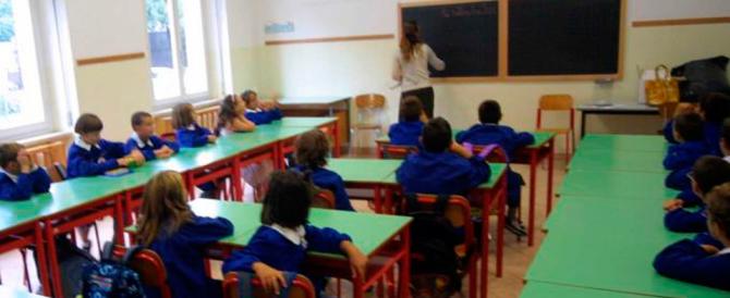 Schiaffi, mani al collo e insulti ai bimbi: maestro delle elementari a giudizio