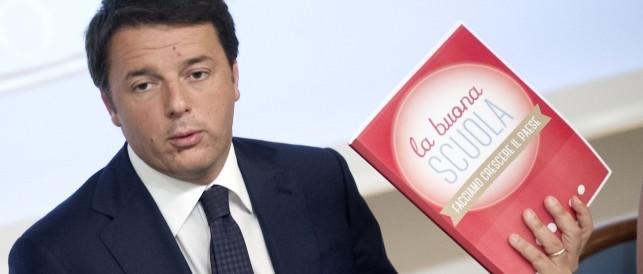 Scuola, Renzi si sbugiarda sui precari. Rampelli: «Governo di dilettanti»