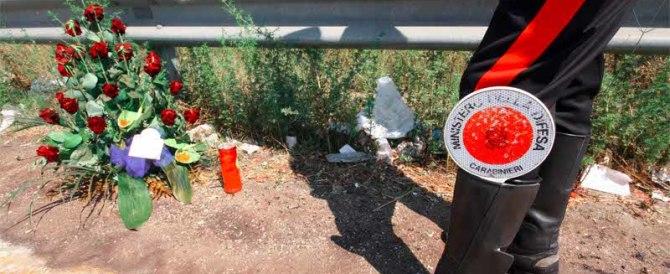 Ubriaco e contromano, fece 4 morti: albanese assolto dal reato di omicidio