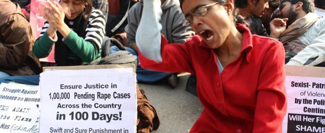 India sempre più violenta: 291 denunce di stupro in soli due mesi