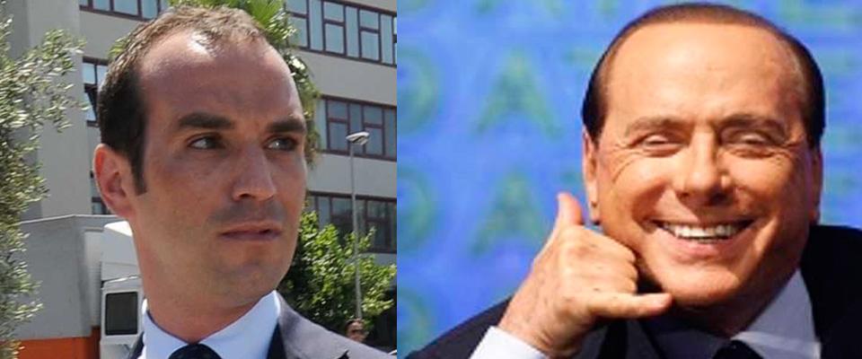 Gianpaolo Tarantini e Silvio Berlusconi
