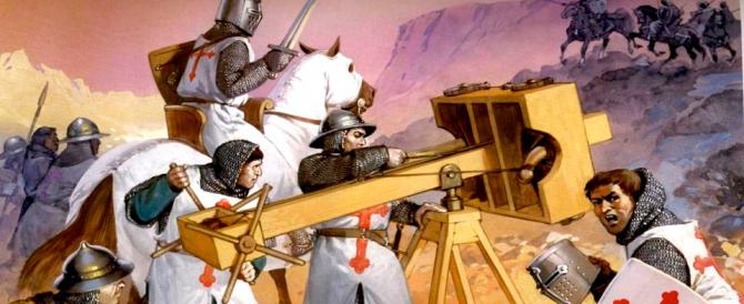 """Galli della Loggia: sì, diventiamo """"crociati"""" contro la follia jihadista"""