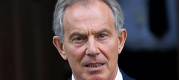 """Blair, da simbolo della sinistra a """"supporter"""" di cui vergognarsi"""