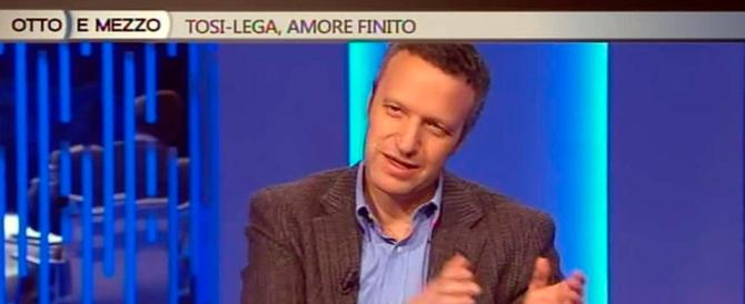"""Tosi è fuori dalla Lega. Salvini: """"Se vuole andare con Alfano, faccia pure"""""""