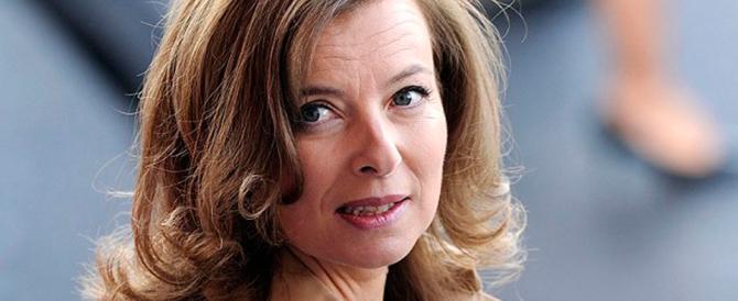 L'ex di Hollande nei guai: perizia psichiatrica per Valerie Trierweiler