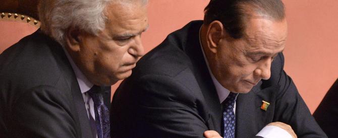 Berlusconi tra due fuochi: i malumori di Verdini e le ambizioni di Fitto