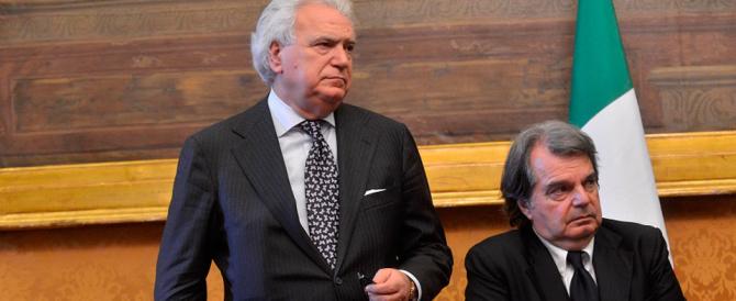 Forza Italia, Verdini vuol fare un gruppo autonomo? Brunetta non ci crede…