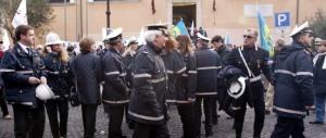 Vigili, il Garante punisce con 100mila euro gli scioperi di Capodanno