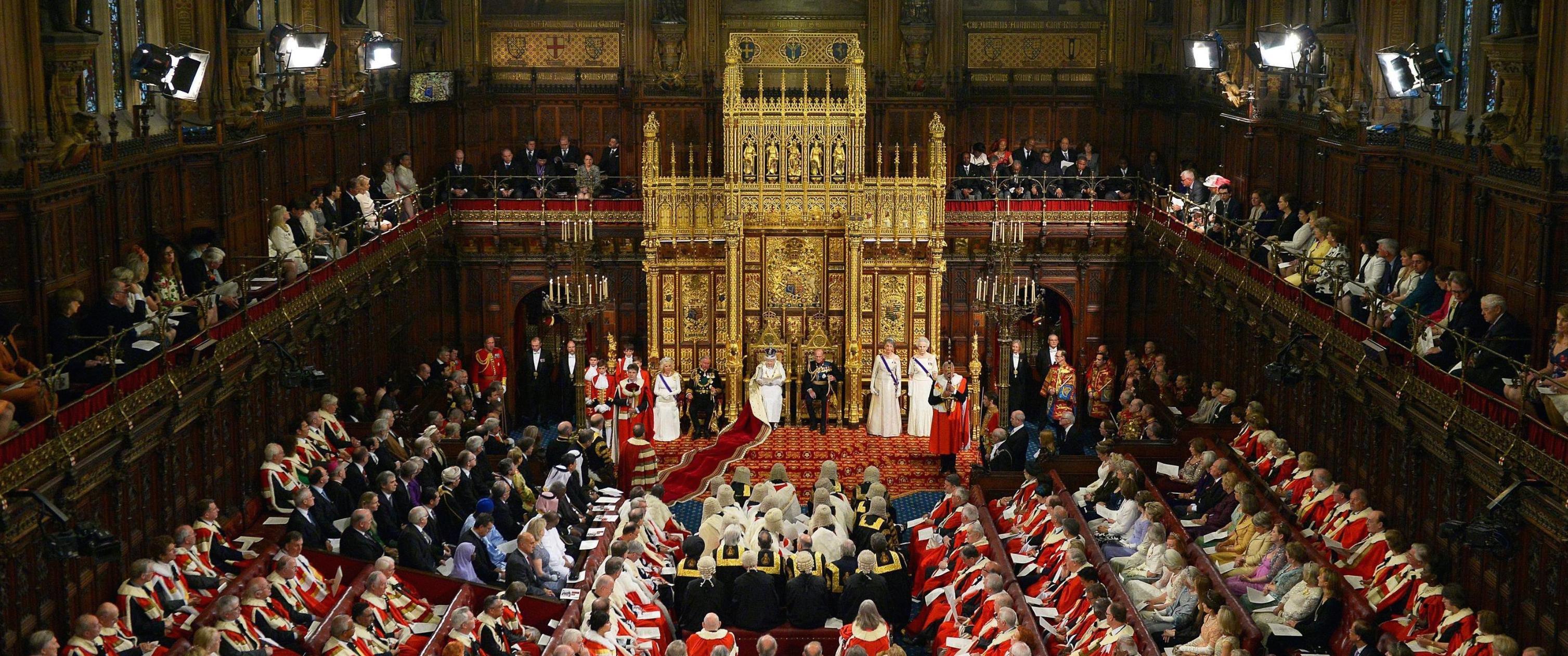 L'aula di Westminster